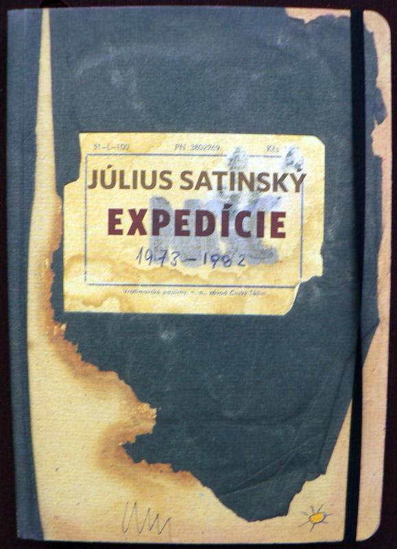 julius-satinsky-expedicie-1973-1982